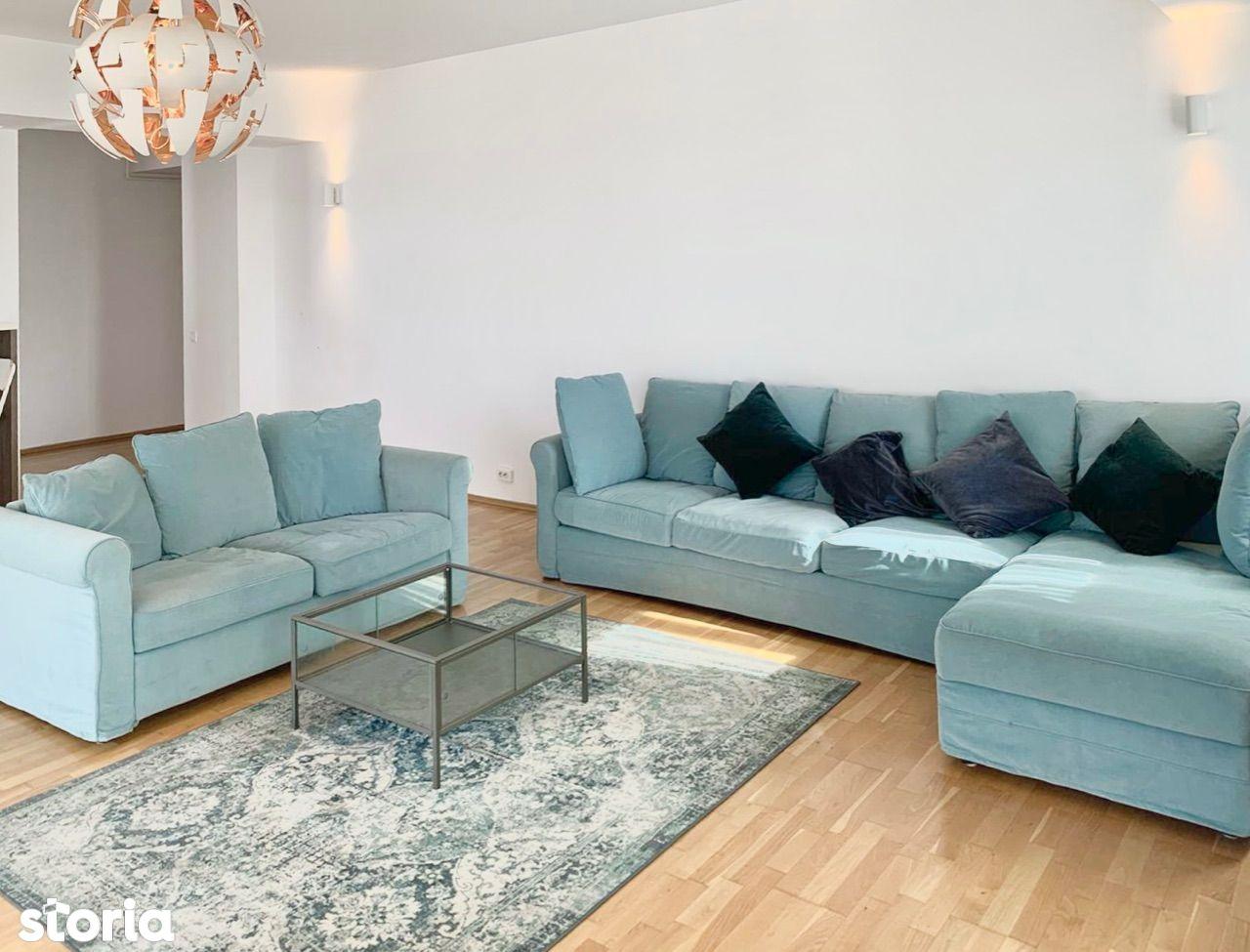 Apartament 3 camere 100 mp + parcare - Pipera