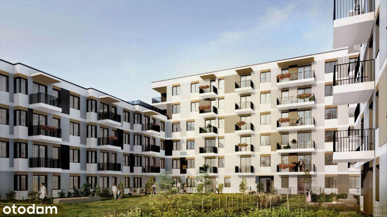 Ekskluzywne m3 z balkonem i tarasem - Grunwald