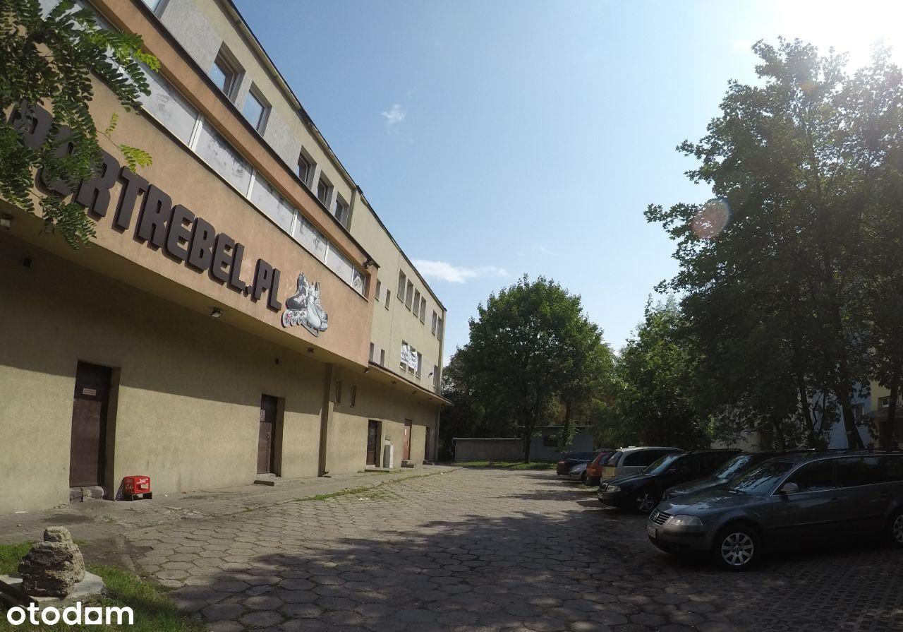Biznes w Budynku Mieszkalno-Usługowym!,