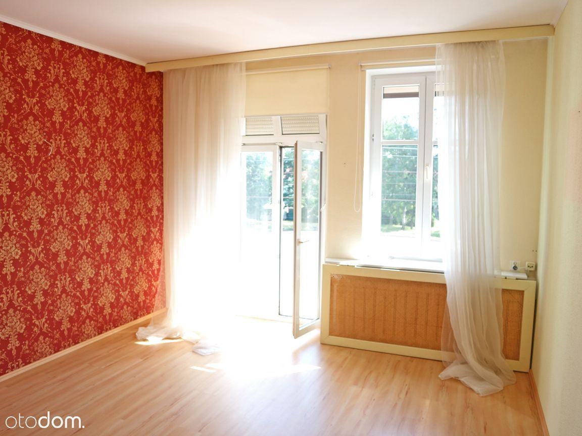Pogodno - duże mieszkanie z 2 balkonami i działką