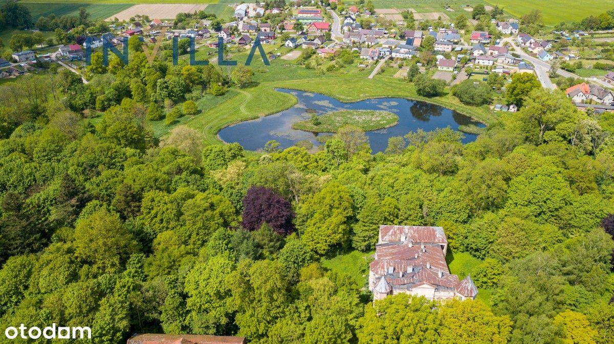 Pałac z XIX wieku z ponad 3 ha parkiem!