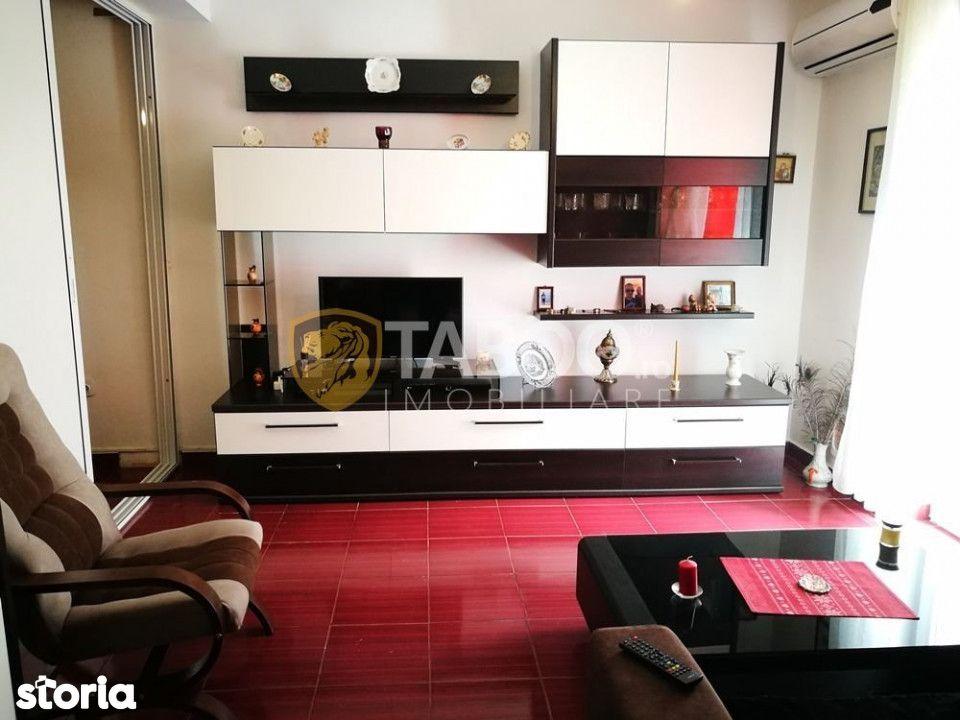 Apartament cu 3 camere 110 utili si balcon de vanzare zona Strand