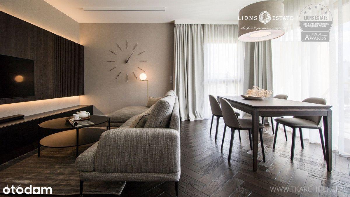 Piękny nowoczesny 4-pokojowy apartament - Marymont
