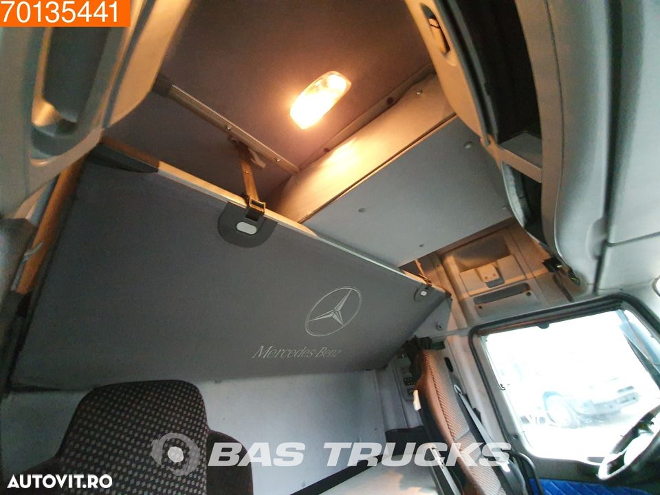 Mercedes-Benz Actros 2655 K 6X4 V8 Retarder Big-Axle Full-Steel! Euro 5 - 14