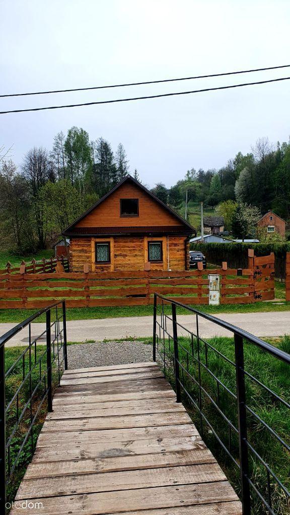 Sprzedam dom z bali w urokliwej wsi Wierzchowiska