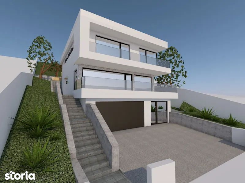 Teren 1000mp cu proiect autoizat casa cu Panorama, Wonderland Faget