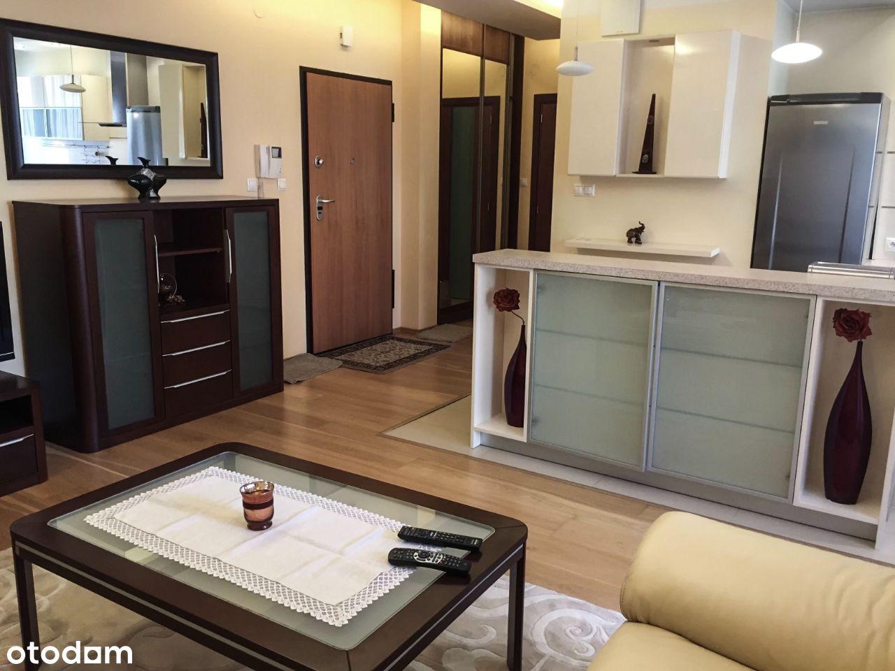2 pokoje Al. Wilanowska wysoki standard