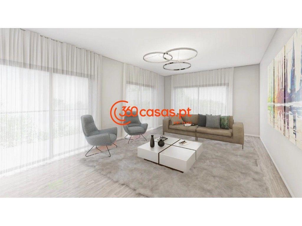 Apartamento T1 novo com garagem e arrecadação em Faro