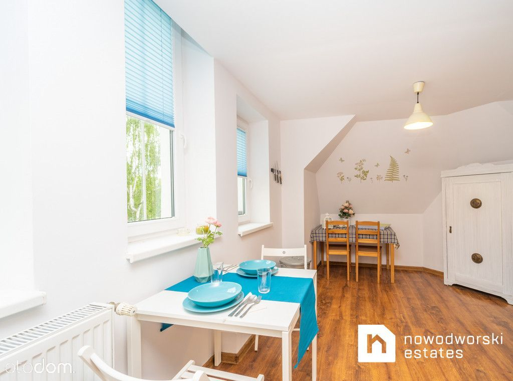 Urokliwe mieszkanie w dzielnicy Aniołki
