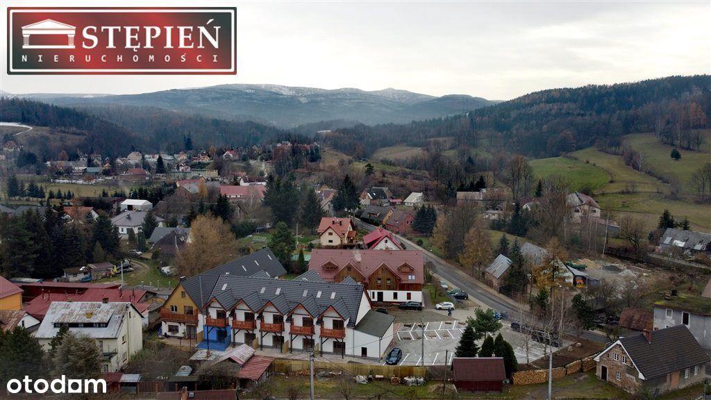 Apartament w Podgórzynie z taresem i parkingiem!