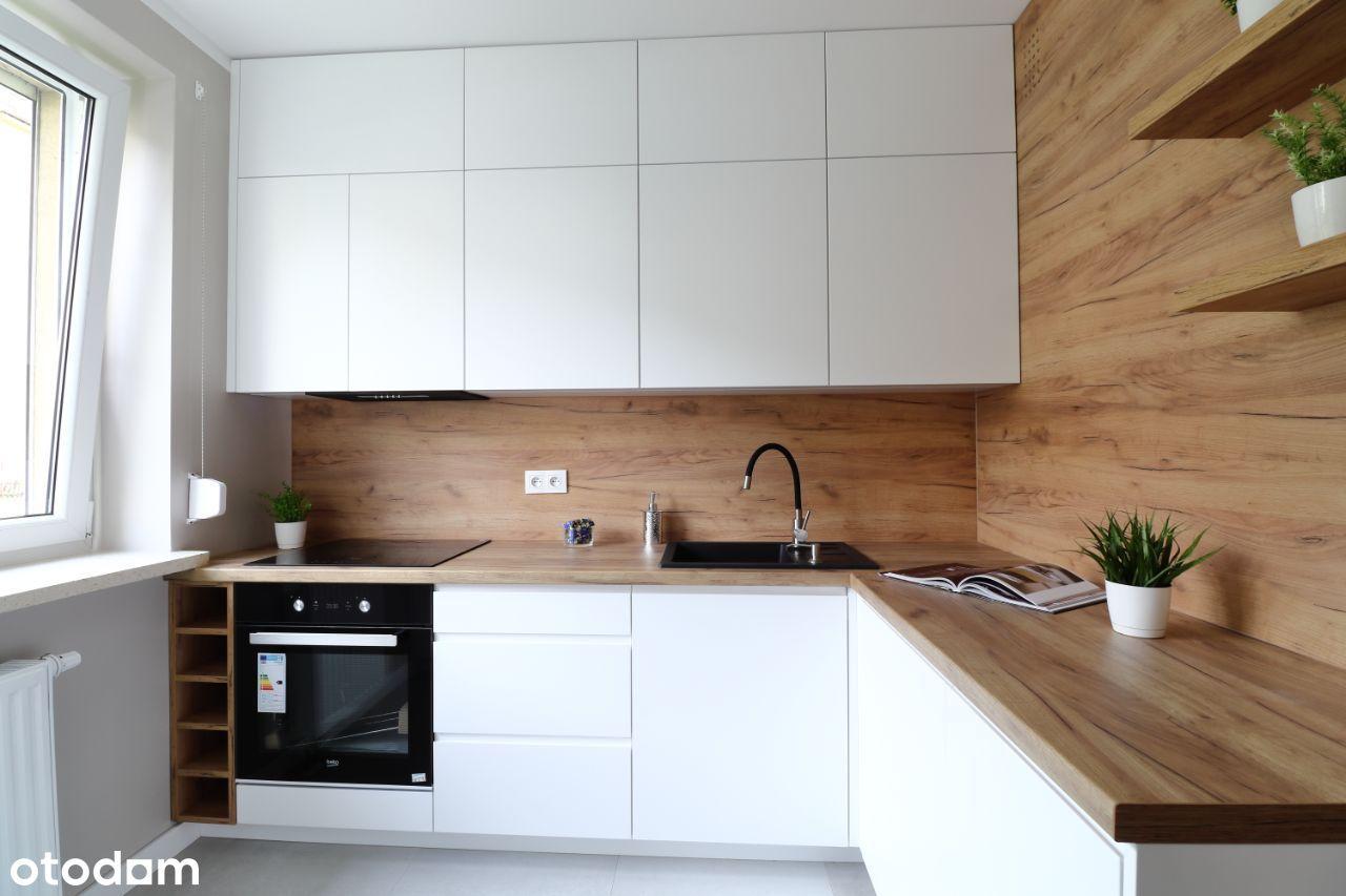 Gliniana 47 m2, 2 pokoje po generalnym remoncie