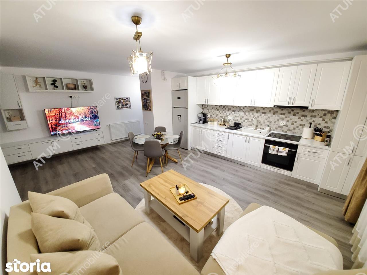 Apartament cu 2 camere de vanzare in Sibiu zona Piata Cluj