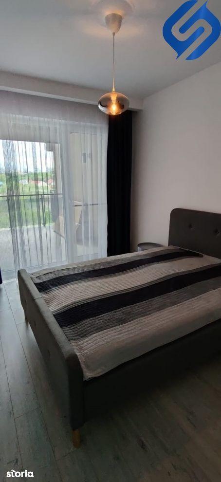 2 camere decomandate+loc de parcare subteran-Iulius Mall, Gheorgheni