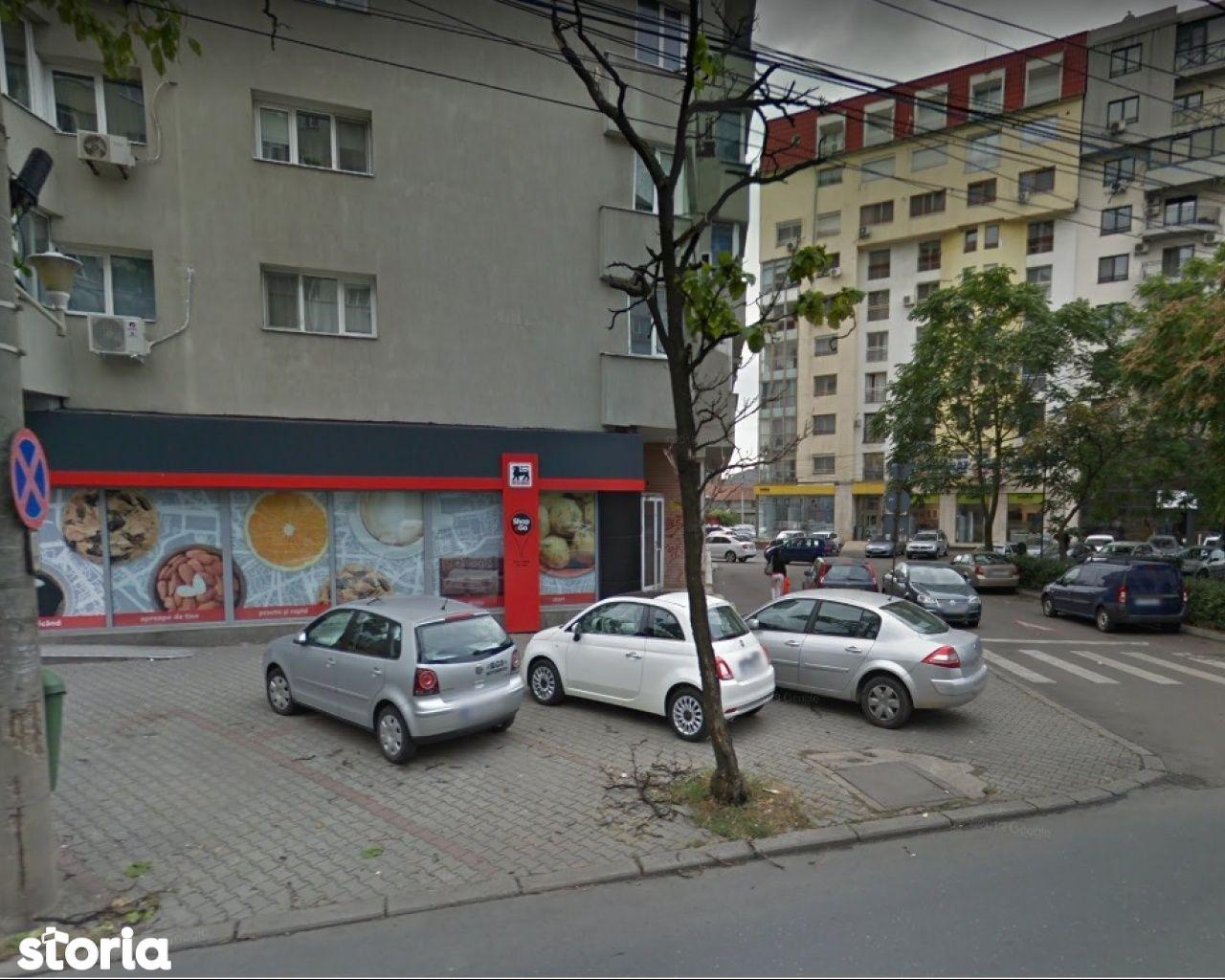 Spatiu comercial stradal Turda 70 mp