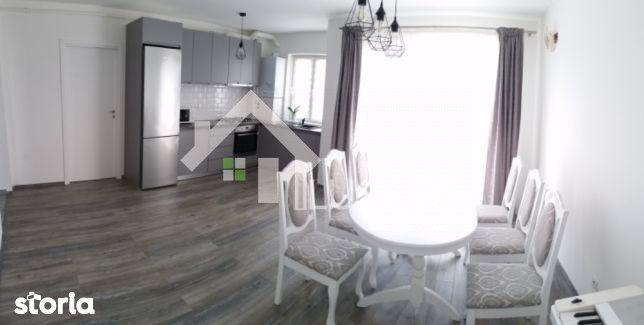 Apartament in bloc nou, 3 camere,  de vânzare, în Marasti