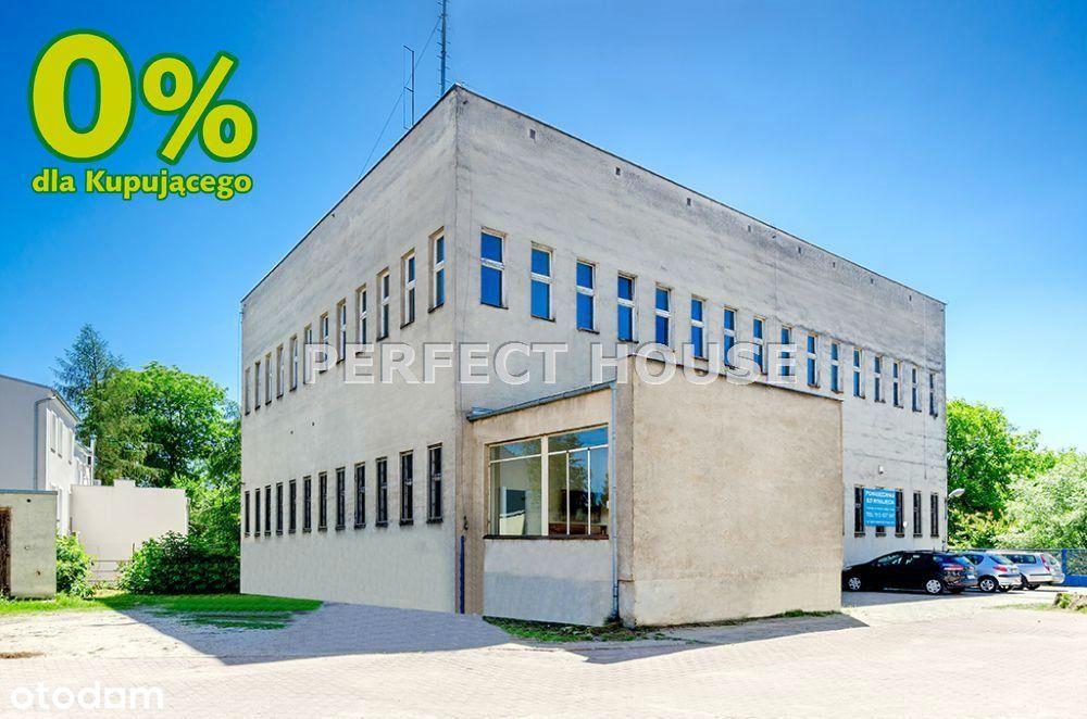 Budynek biurowy w centrum miasta