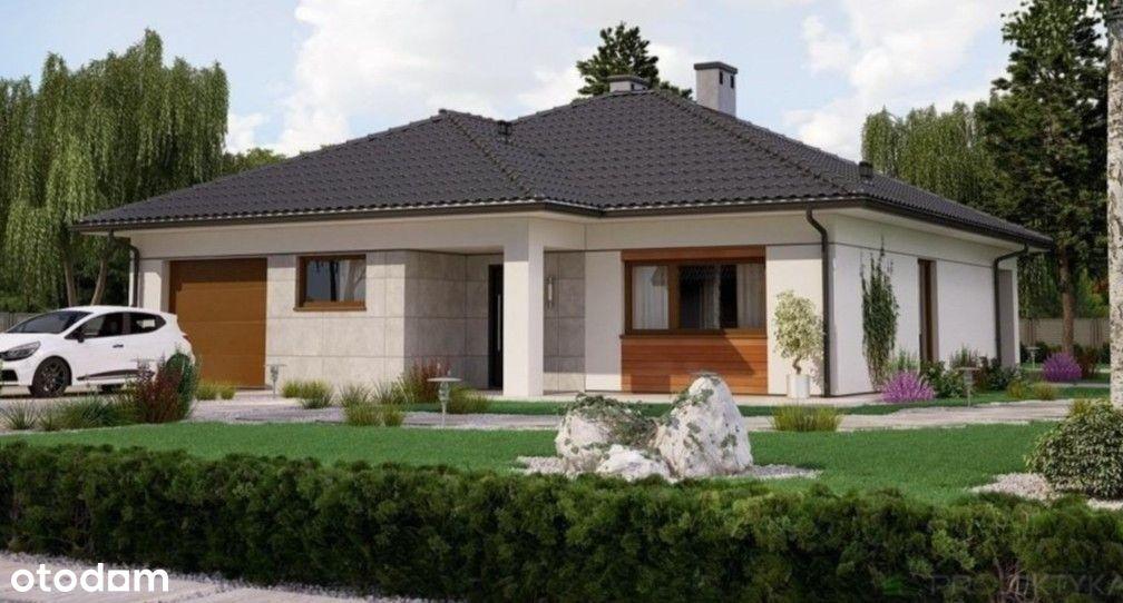 Dom Łochowo stan deweloperski