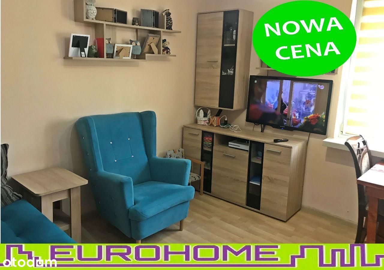 Przestronne mieszkanie|Osiedle |55,20mkw |parter !