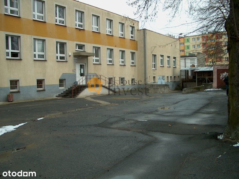 Lokal użytkowy, 1 255 m², Lubin