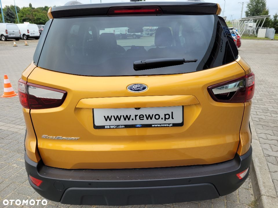 Ford EcoSport Active, 1.0 EcoBoost mHEV 125 KM M6 ( z ASS ) FWD - 10