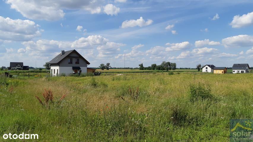 Działka budowlana 1,5 km od Strzelec Górnych