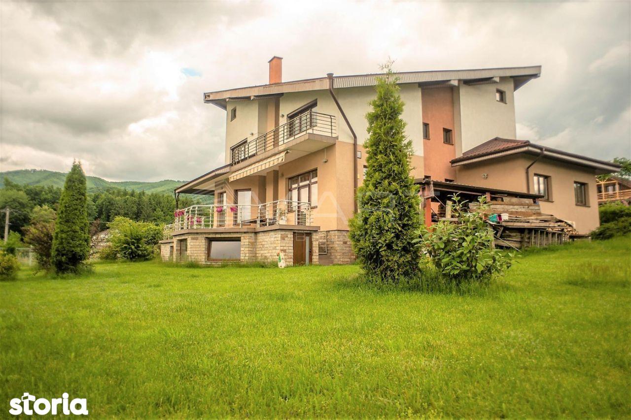 Casa Tocile cu teren 2000 mp