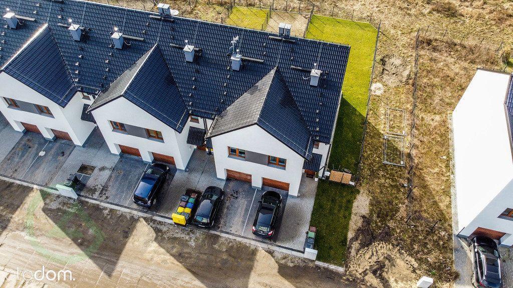 Dom szeregowy* Wrocław* Radwanice* Ogród* 283m2