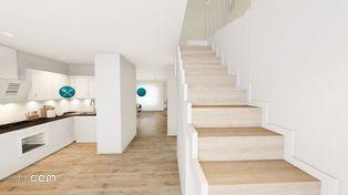 2-poziomowe mieszkanie 100m2 5-pokoi