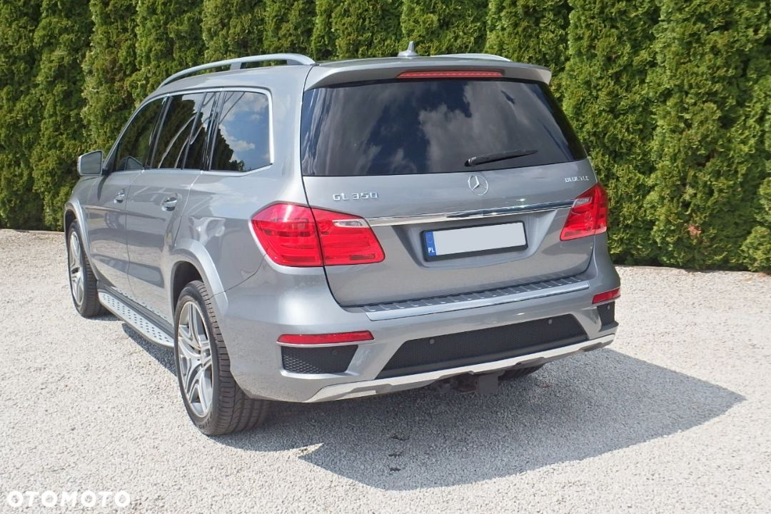 Mercedes-Benz GL 350 AMG Sportpaket Airmatic Panorama Dach DISTRONIC Night Vision - 4