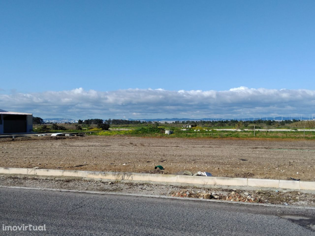 Samouco - Alcochete - Lote terreno aprovado para Moradia Geminada
