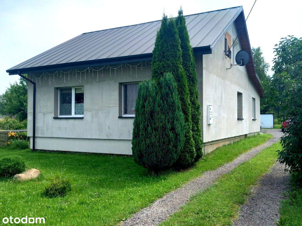 Własny dom na wsi .