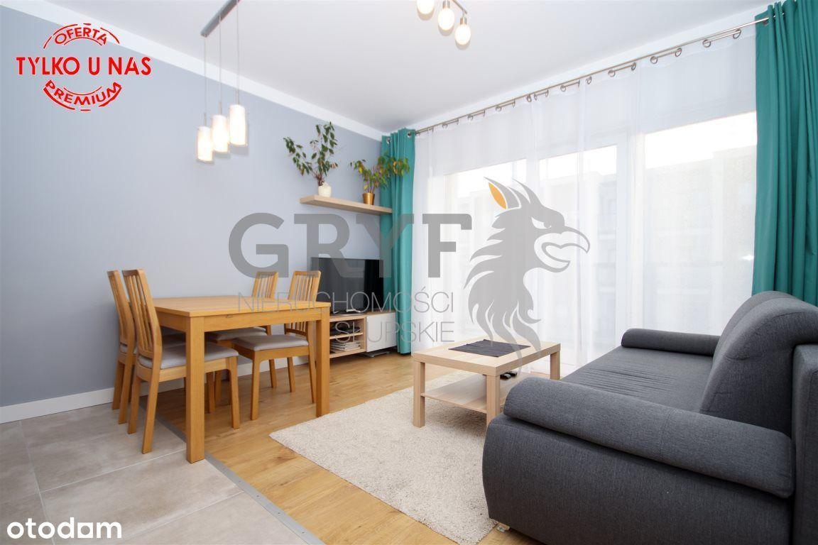 Mieszkanie, 39 m², Słupsk