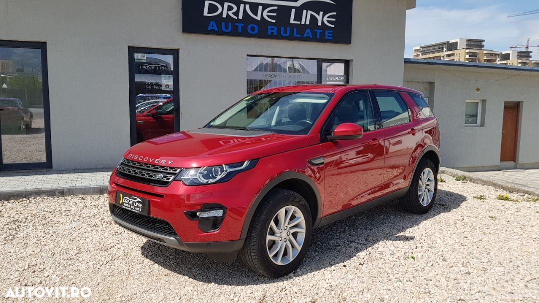 Land Rover Discovery Sport 2.0 - 27