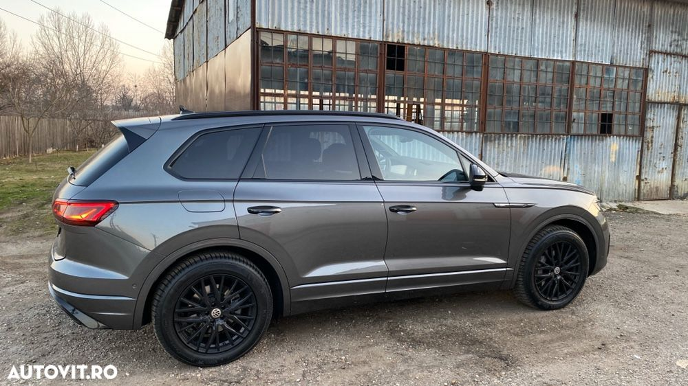 "Set Complet Jante 19"" + Anvelope Iarna VW TouaregTiguanQ7Q8Cayenne - 3"