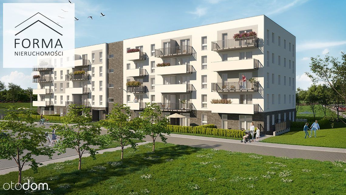 Fordon nowe mieszkanie -28 m2 z balkonem Promocja!
