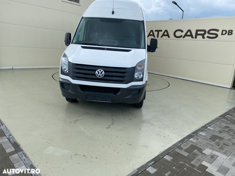 Volkswagen Crafter 163CP, 3.5T, Clima - 1