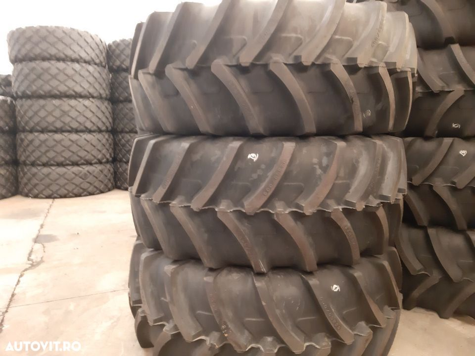 650/65 R28 Anvelope noi de tractor Radiale NEW HOLLAND Class si Cases - 6