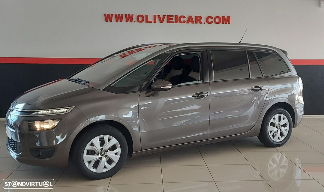 Citroën C4 Grand Picasso - 3