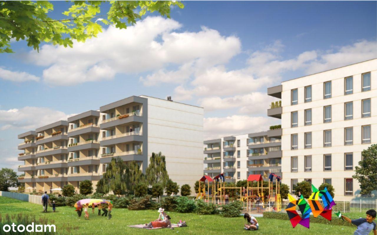 Nova Targowa Budynek B - mieszkania własnościowe