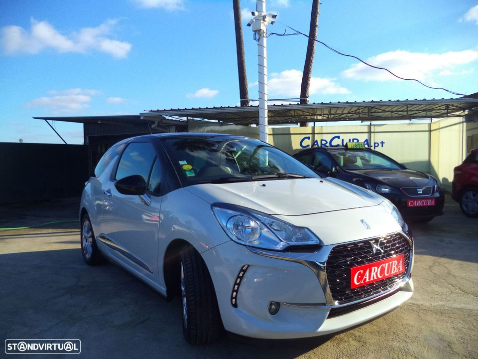 DS DS3 BE CHIC 1.6 HDI 100CV - 3