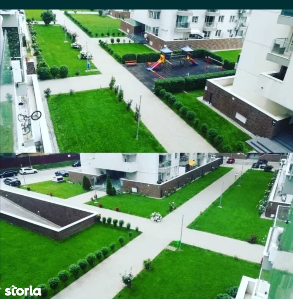 Inchiriere apartament 2 camere - Complex Rose Garden