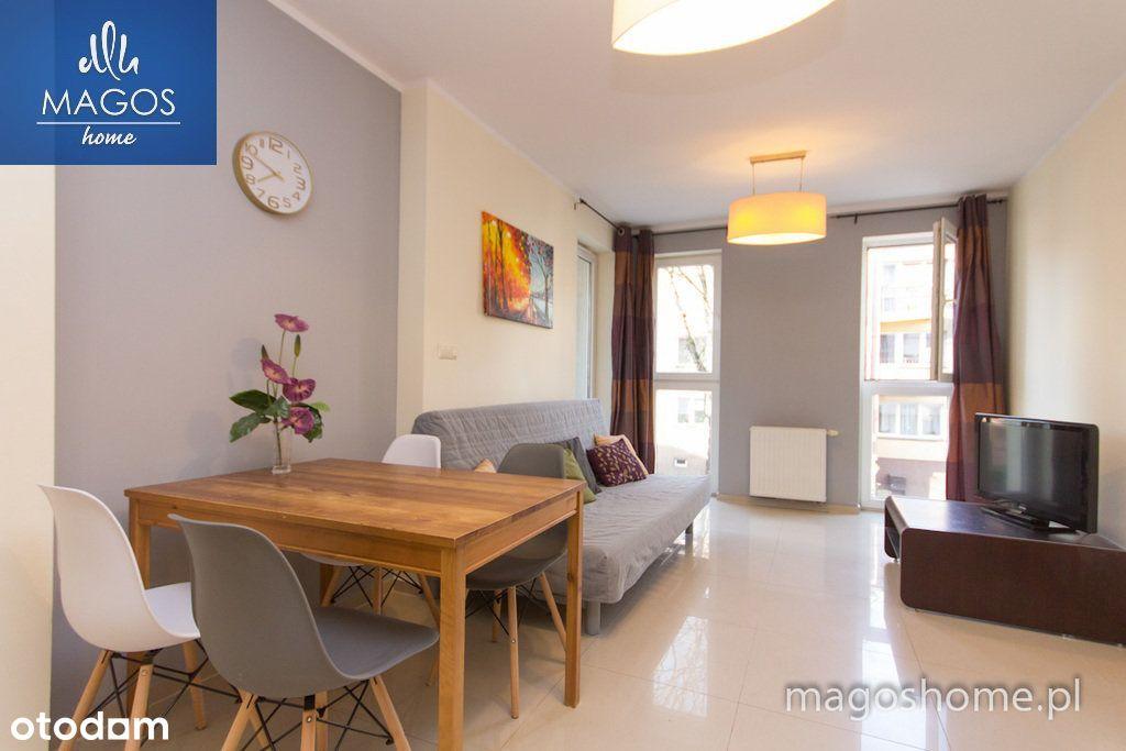 Mieszkanie, 37,71 m², Świnoujście