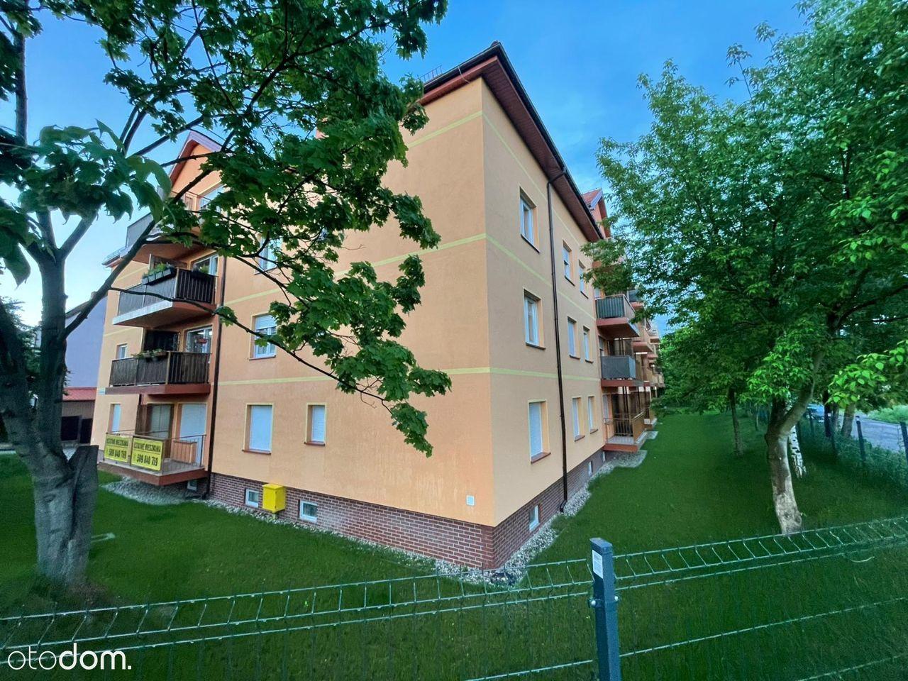 Mieszkanie/parter/2 pokoje/parking/piwnica/w cenie