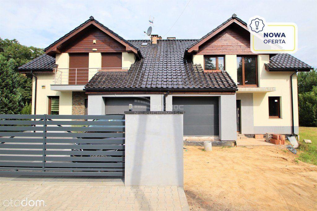 Dom Bliźniak o pow. 164m2, Gliwice -Sobiszowice