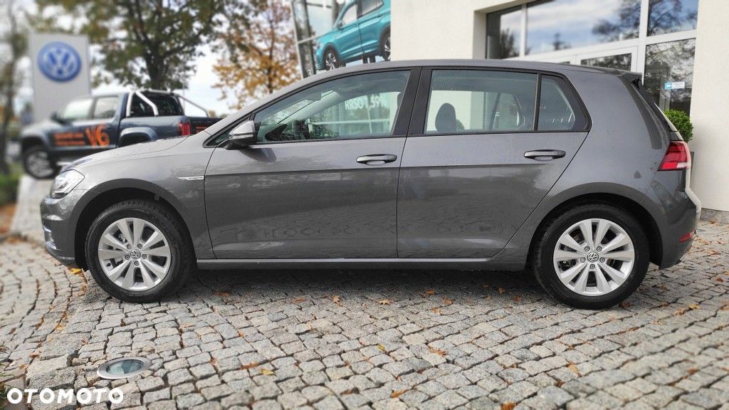 Volkswagen Golf Rabat 23 000 zł Comfortline 1.5 TSI ACT BlueMotion 130KM manualna DEMO - 10