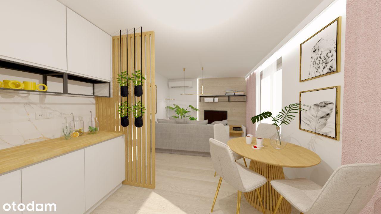 Gotowy Apartament 84,44m2 +balkon+m.postojowe
