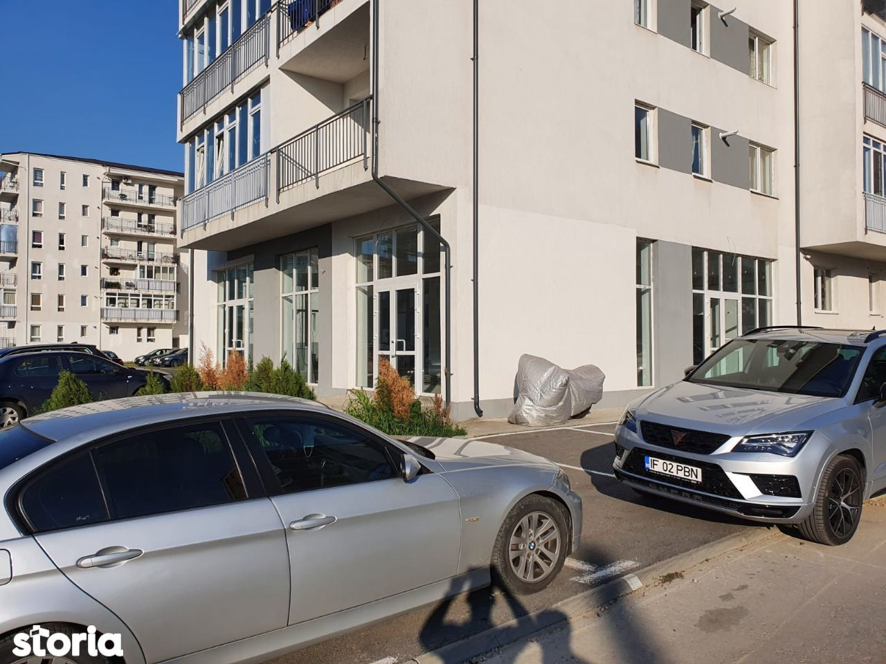 Berceni - Metalurgiei- spatiu comercial parter 220mp