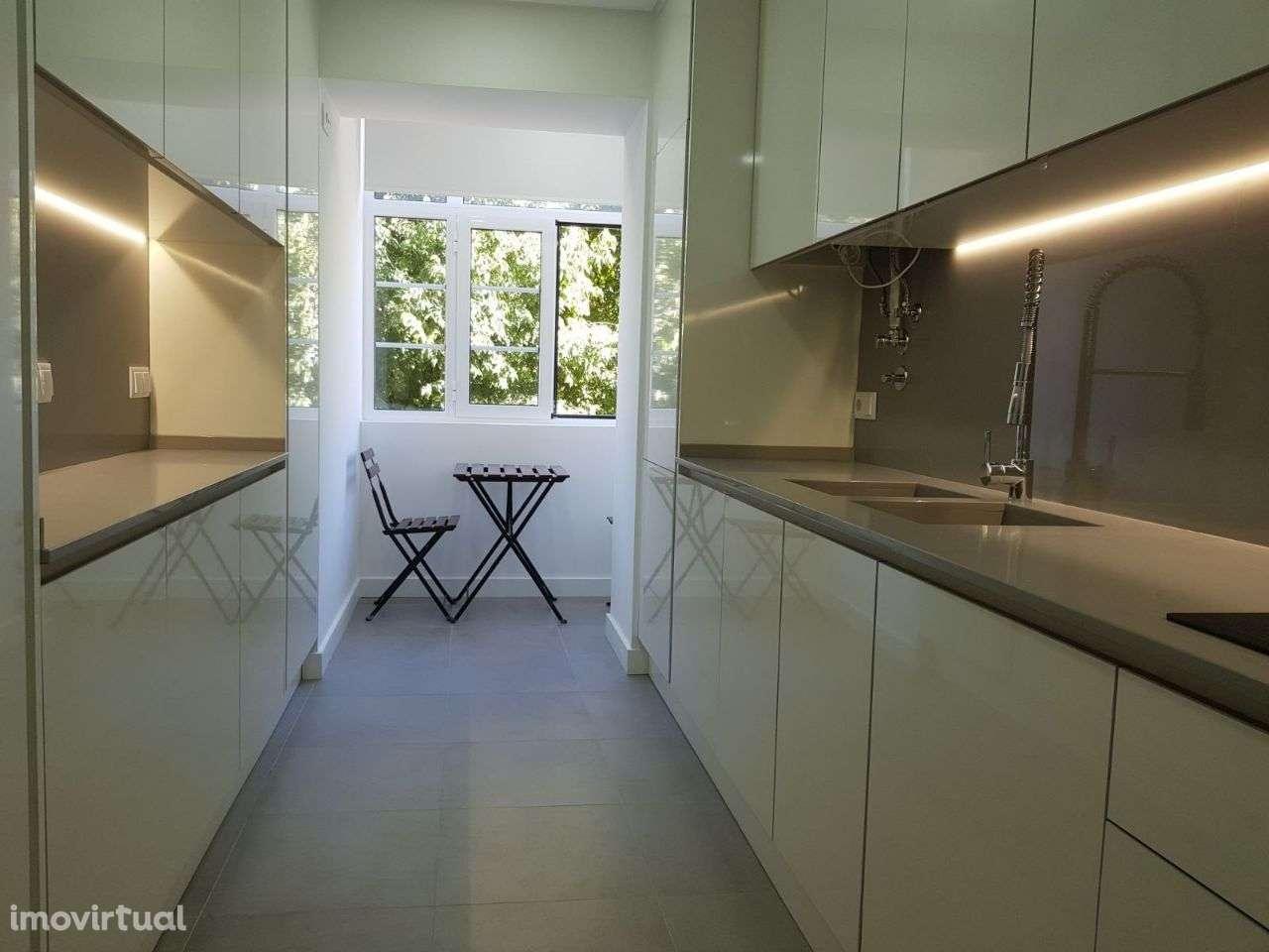 Apartamento para arrendar, Alvalade, Lisboa - Foto 1