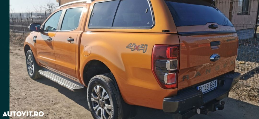 Ford ranger wildtrack - 3