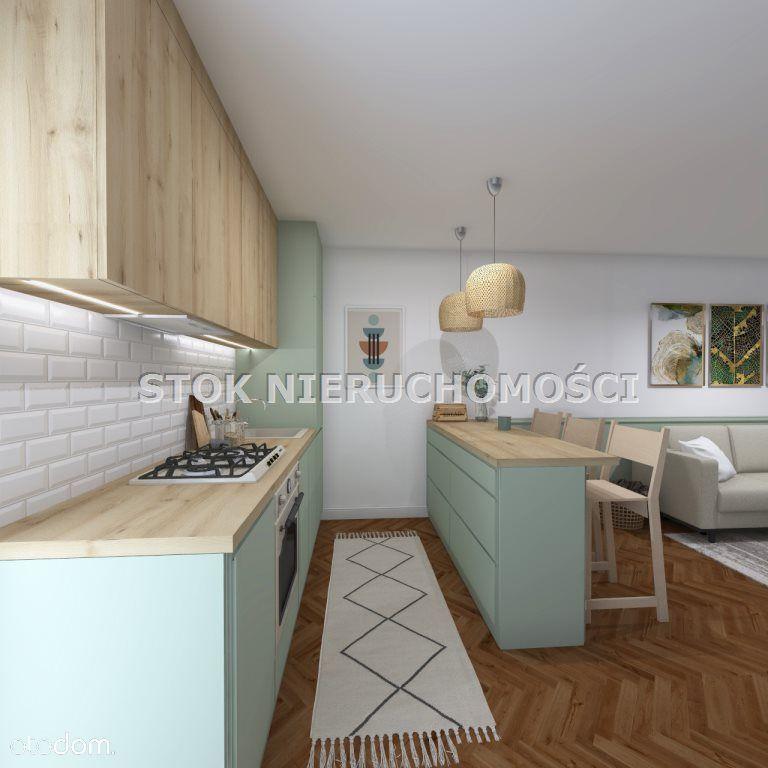 Mieszkanie, 54,40 m², Białystok